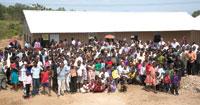 새로운 시작 : 레이크뷰 재림교회 학교에서 맞은 첫 안식일은 미래를 위한 기념과 희망의 날이었다.